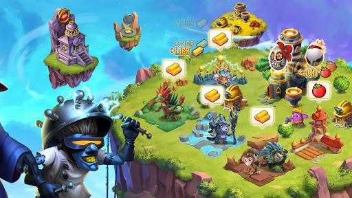 Monster Legends: Breeding Simulator & RPG Arena screenshots 5
