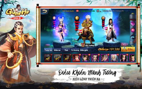 Hack Game Giang Hồ Truyền Kỳ apk free