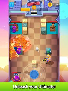 Bullet Knight: Dungeon Crawl Shooting Game 1.2.4 MOD APK [INFINITE DIAMONDS] 4
