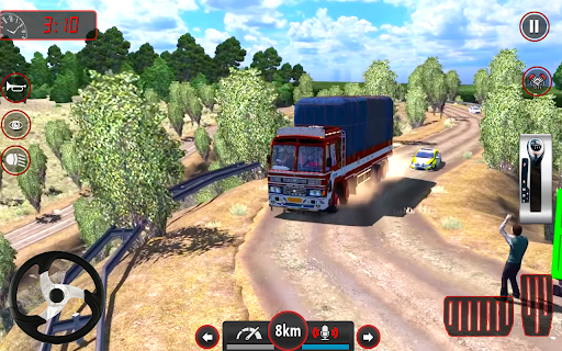 Truck Parking Simulator: New Games 2021 1.0 screenshots 5