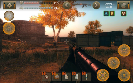 The Sun Evaluation: Post-apocalypse action shooter  screenshots 3