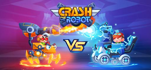 Crash of Robot screenshots 1