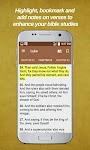 screenshot of The Holy Bible - Free KJV Bible Offline