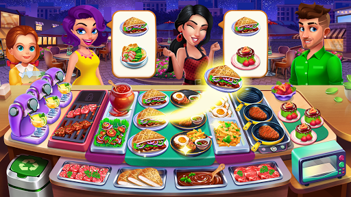 Cooking Sizzle: Master Chef 1.2.19 screenshots 5