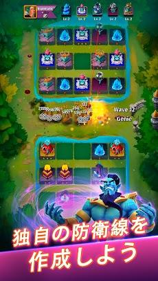 ランダムクラッシュ: 魔法  戦略 ゲーム (Random Clash) タワーディフェンスのおすすめ画像3