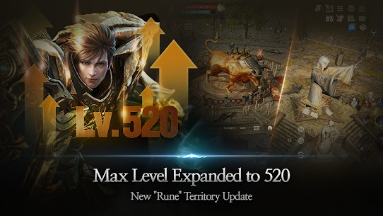 Lineage 2: Revolution (MOD, Unlimited Money) For Android 4
