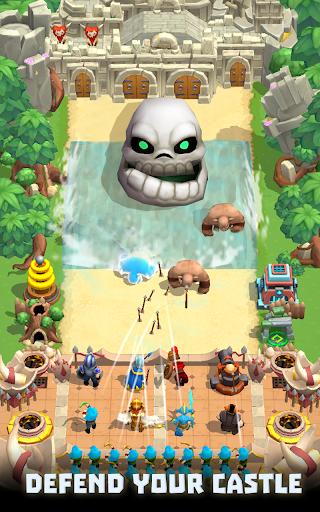 Wild Castle TD: Grow Empire Tower Defense in 2021  screenshots 18