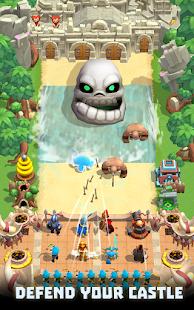 Wild Castle TD: Grow Empire Tower Defense in 2021 1.4.9 Screenshots 18