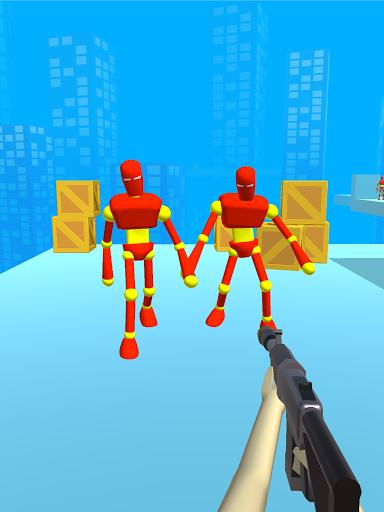 Gun Master 3D: Shoot 'Em Down android2mod screenshots 6