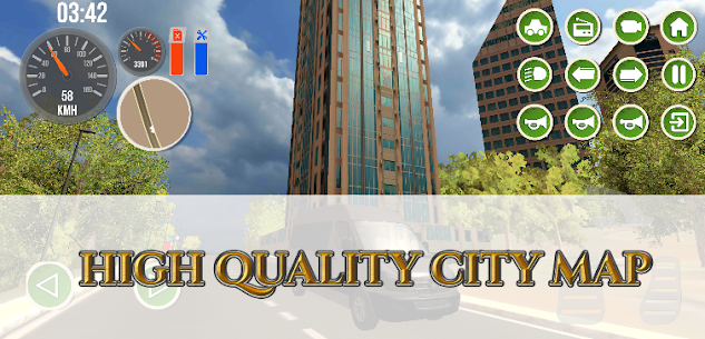 Public City Bus Driving Simulator 2021 Apk Download 2