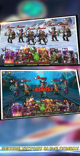 Clone Evolution: Cyber War-Borderlands Fantasy  screenshots 14