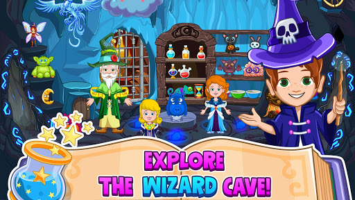 ud83euddd9Magic Wizard World ud83cudf0e A World Game for Kids Free 1.13 Screenshots 3