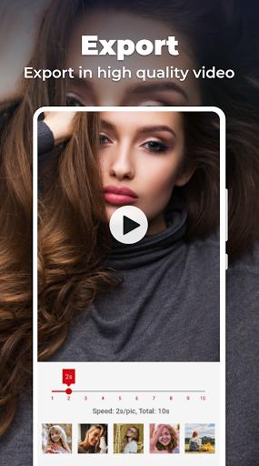 SlideShow - Photo Video Maker & Slideshow Maker  Screenshots 8
