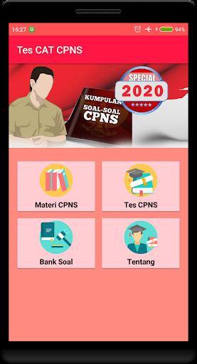 Tes CAT CPNS 2020 + Materi Offline