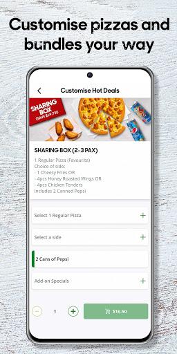 Pizza Hut - Singapore 5.0.3 Screenshots 5