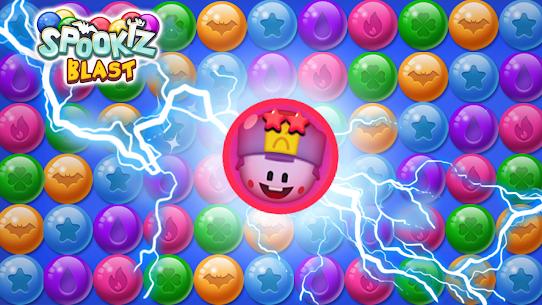 Spookiz Blast : explosión de rompecabezas juego 1