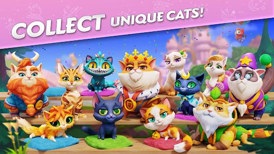 Cats & Magic: Dream Kingdom 1