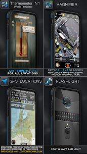 GPS Toolkit Mod Apk: All in One [PRO/MOD EXTRA] 8