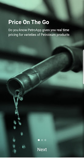 PetroApp  screenshots 2