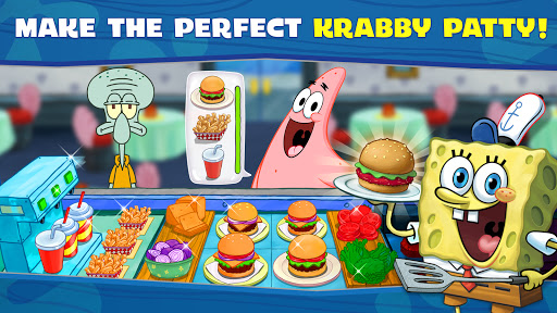 SpongeBob Krusty Cook-Off  screenshots 4
