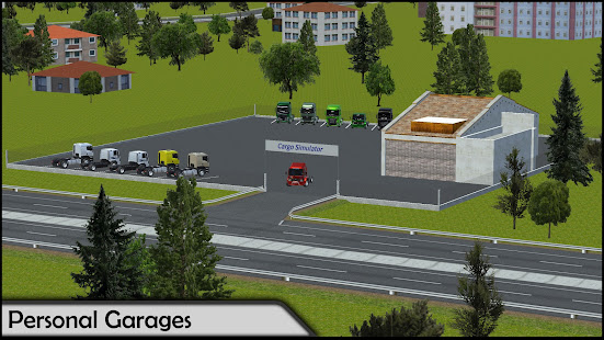 Cargo Simulator 2021 1.12 Screenshots 12
