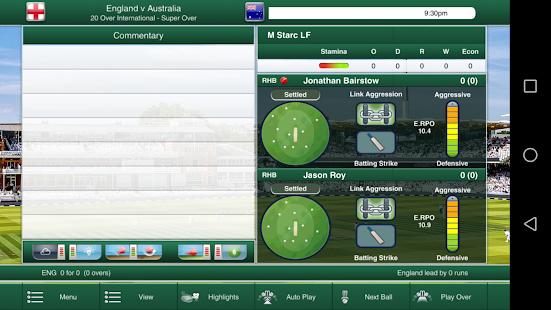 Cricket Captain 2021 screenshots 1