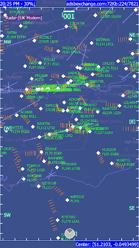 ADSB Flight Tracker 28.5 screenshots 3