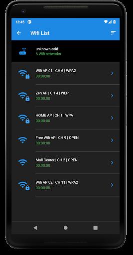 WIFI PASSWORD ALL IN ONE  screenshots 2