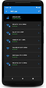 WIFI PASSWORD ALL IN ONE for Android 2