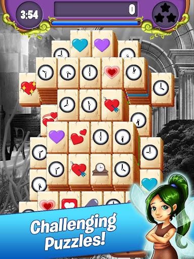 Mahjong - Mermaid Quest - Sirens of the Deep  screenshots 3