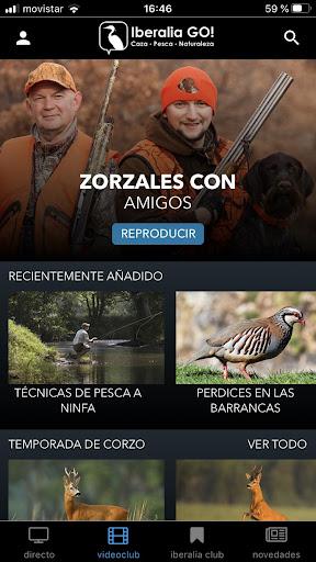Iberalia GO! Apk 2.1.0 screenshots 1