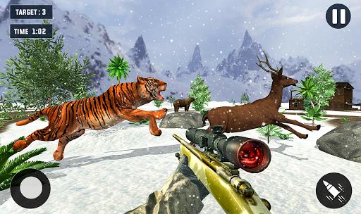Tiger Hunting game: Zoo Animal Shooting 3D 2020 11 screenshots 2