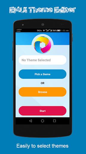 Theme Editor For EMUI 1.15.1 Screenshots 1