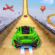 Mega Ramp Car Stunt Games 3d