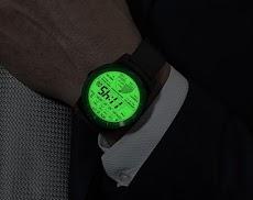 F03 WatchFace for LG G Watch Rのおすすめ画像4