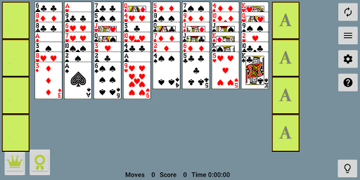 FreeCell with Leaderboards  screenshots 9