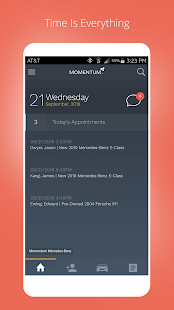 Momentum CRM Mobile
