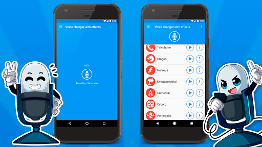 Voice changer with effects 3.7.7 Screenshots 6
