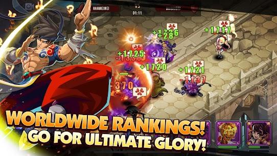 Magic Rush Heroes Mod APK Unlimited Diamond Money 1.1.309 2