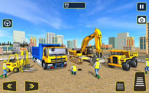 Grand City Road Construction Sim 2018 modavailable screenshots 3