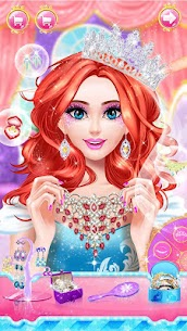 Princess dress up and makeover games Apk 2