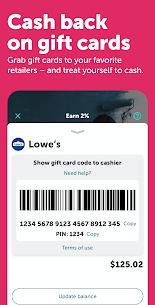 Ibotta  Cash Back Savings, Rewards 5