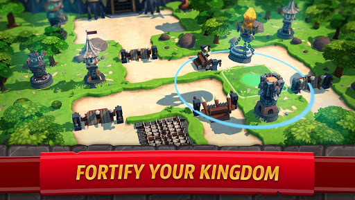 Royal Revolt 2: Tower Defense RTS & Castle Builder APK MOD – ressources Illimitées (Astuce) screenshots hack proof 2