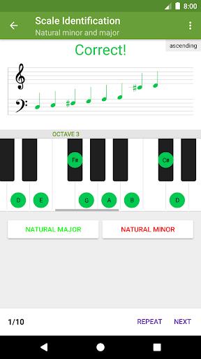 Perfect Ear - Music Theory, Ear & Rhythm Training 3.8.56 Screenshots 2