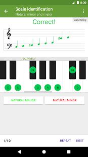 Perfect Ear - Music Theory, Ear & Rhythm Training 3.9.8 Screenshots 2