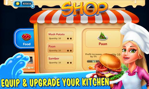 Beach Restaurant Master Chef 1.32 screenshots 2