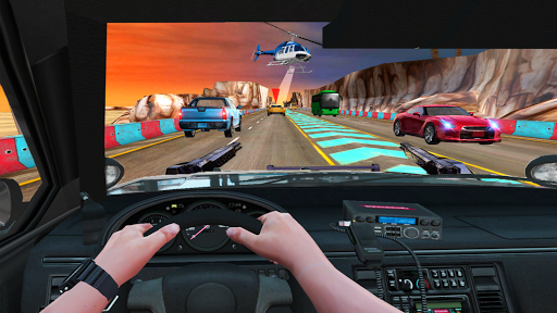 Police Chase in Highway u2013 Speedy Car Games 1.1.5 screenshots 4
