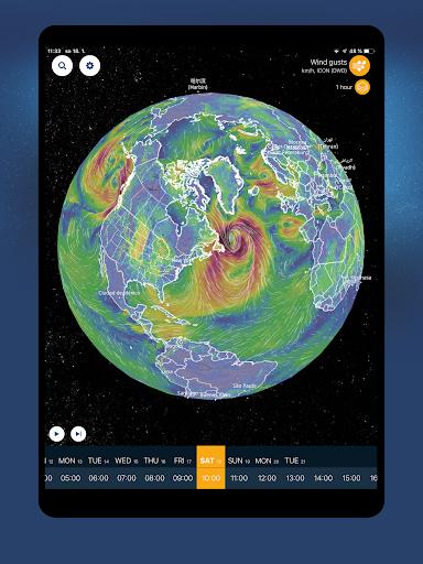 Ventusky: Weather Maps 14.0 Screenshots 12