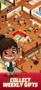 Idle Restaurant Tycoon Apk + Alışveriş Hileli indir v1.2.1 3