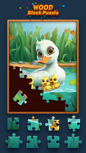 Jigsaw Puzzles - Block Puzzle (Tow in one) 14.0 screenshots 2